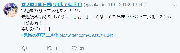 鬼滅の刃アニメをネタバレ!感想や見所を紹介!