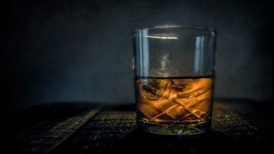 酒ブランデー