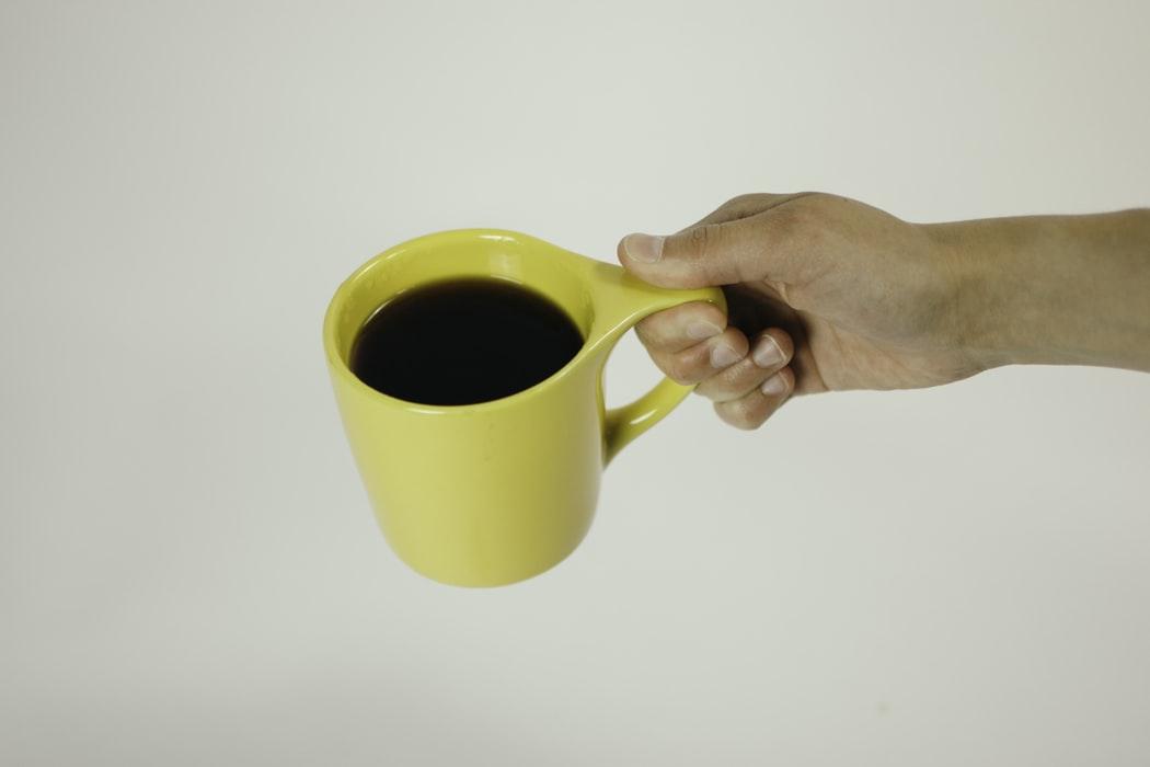高嶺のハナさん職場コーヒー